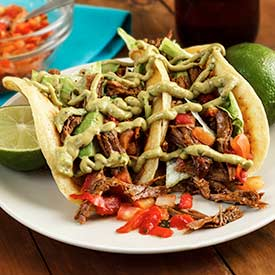 PaleoNewbie recipe paleo shredded beef taco
