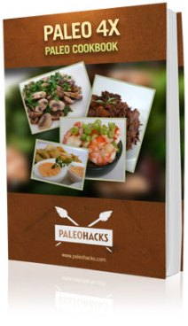 Paleo cook book