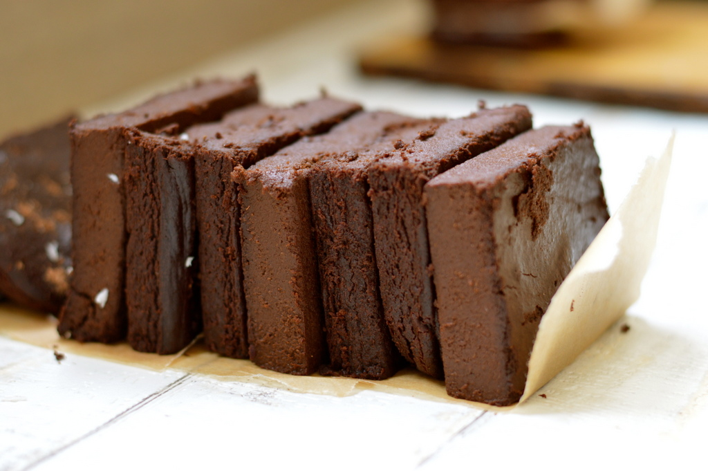 Chocolate paleo brownie