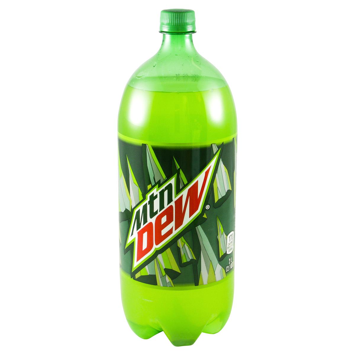 Mountain Dew 2lt