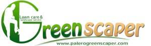 lawn care and landscape services Regina, SK logo