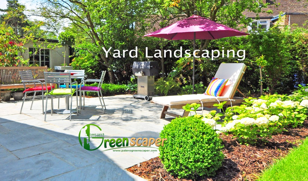 Yard Landscaping Service in Regina
