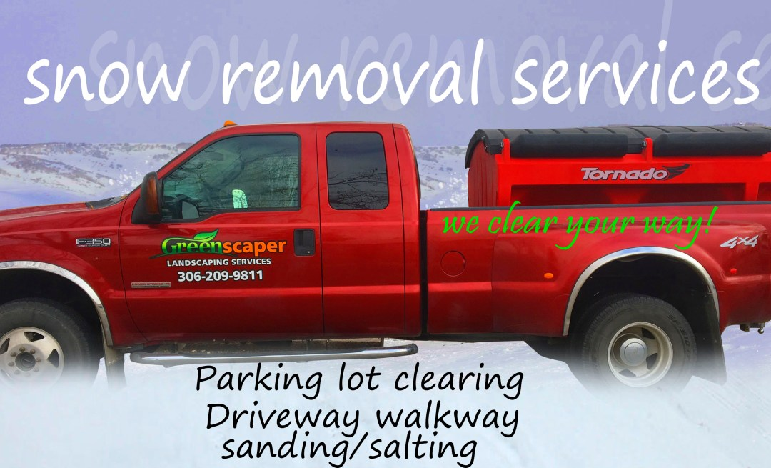 Regina Snow Removal Service