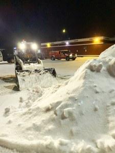 snow removal contractors in Regina