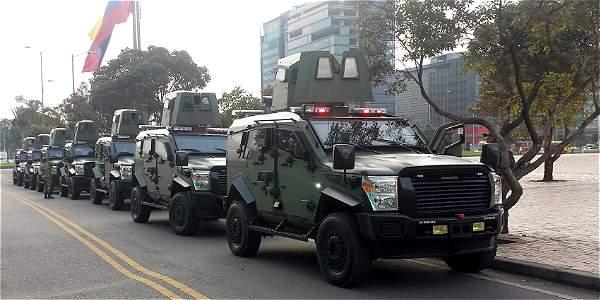 Resultado de imagen de ciudades militarizadas colombia