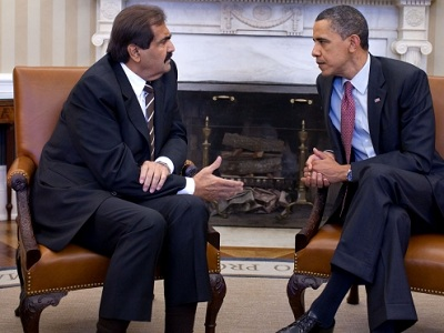 Qatari Islamist connection threatens to embroil the U.S. in more regional strife. (Photo: WH)