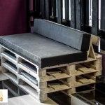 decoracion-sofa, muebles con palets