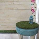 decoracion escaparate,muebles con palets