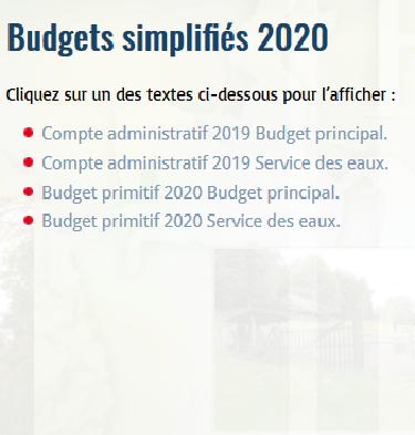 Budgets-simplifies-2020