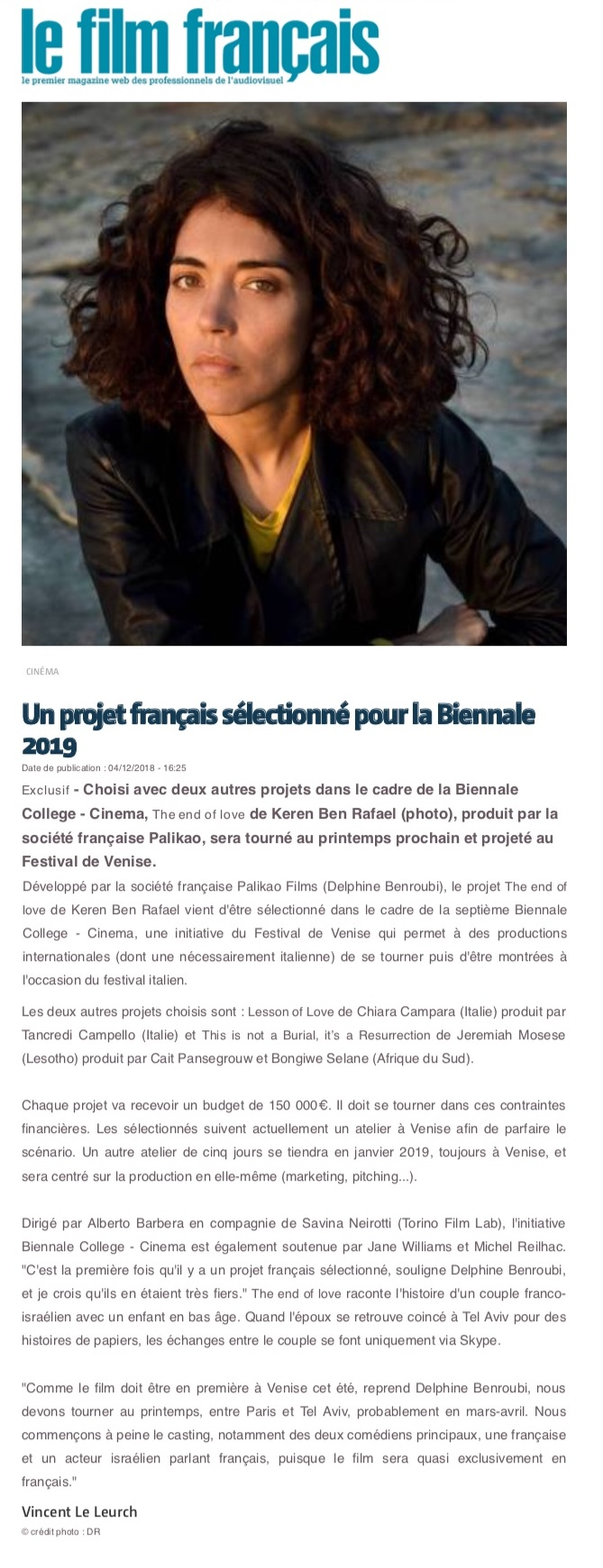 film francais decembre 2018 1