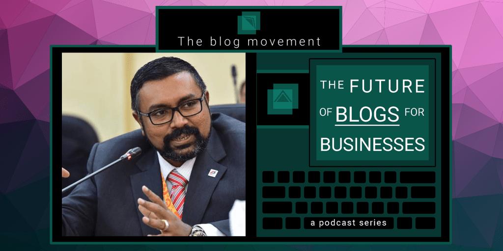CM Vignaesvaran Jeyandran Podcast