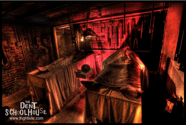 Rumah Hantu Terseram Di Dunia