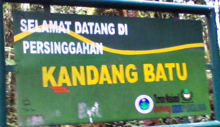 Misteri Gunung Gede Pangrango