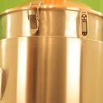 100 literes dupla falú pálinkafőző