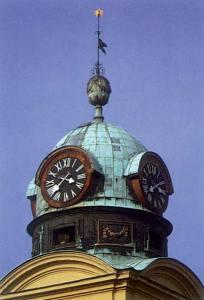 réz templom torony