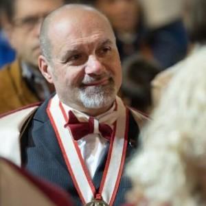 Mauro Nebiolo rettore S.Secondo
