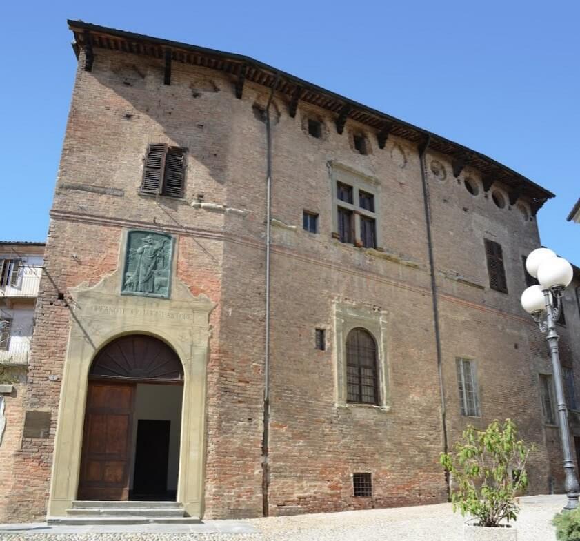 Palazzo Mazzola - Museo del Palio di Asti