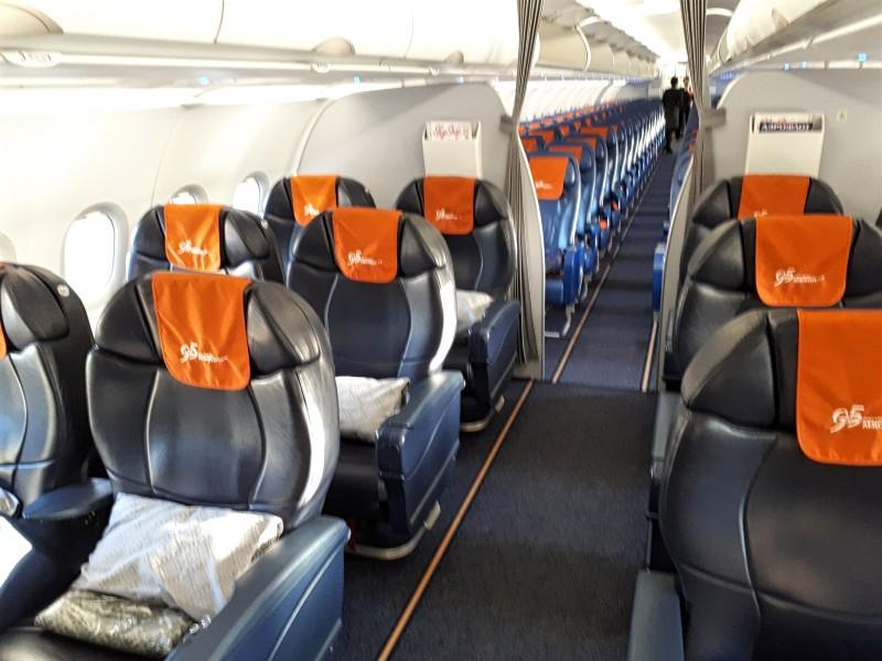 aeroflot short haul business class