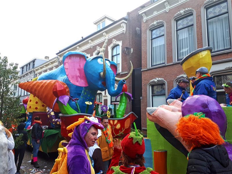 carnival parade tilburg netherlands