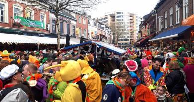 carnival party tilburg