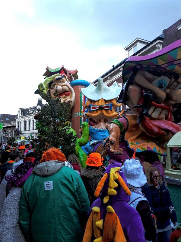 tilburg carnival parade