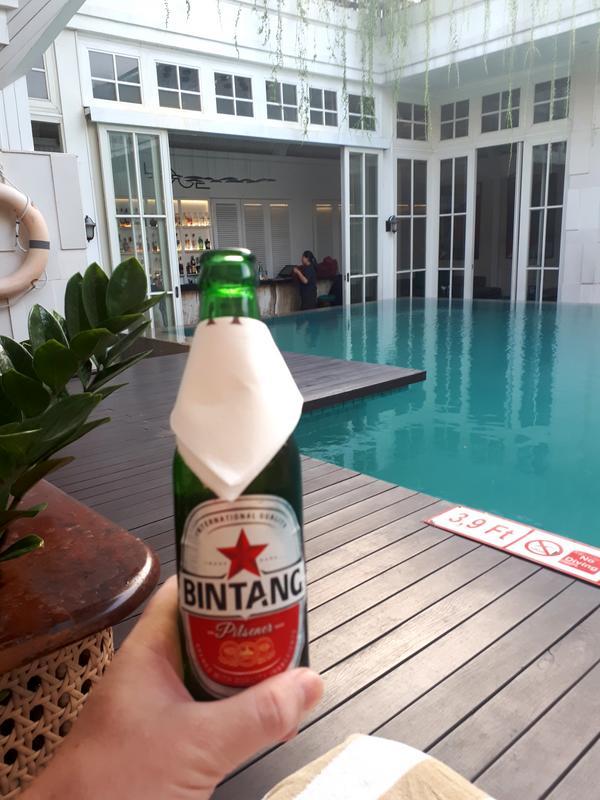 hermitage beer