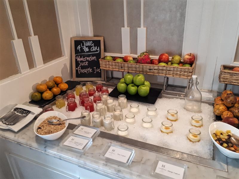 hermitage buffet