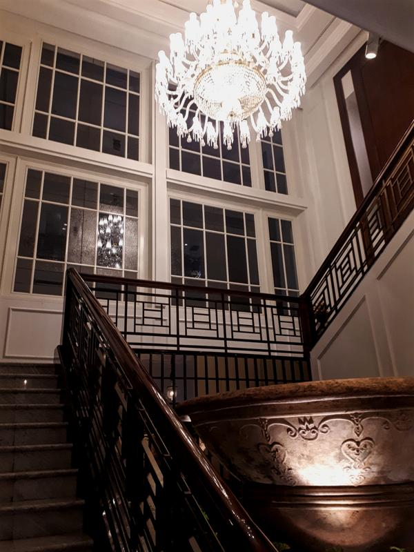 hermitage stairs