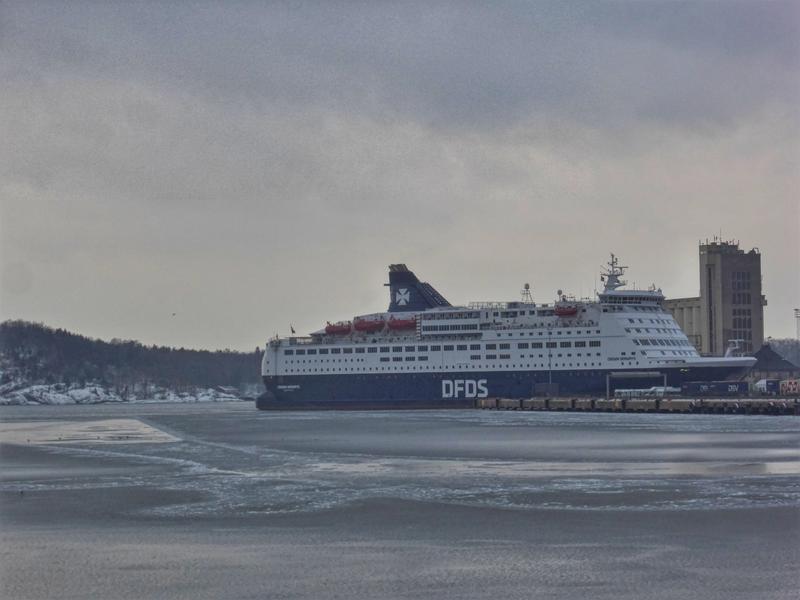 dfds ferry oslo copenhagen