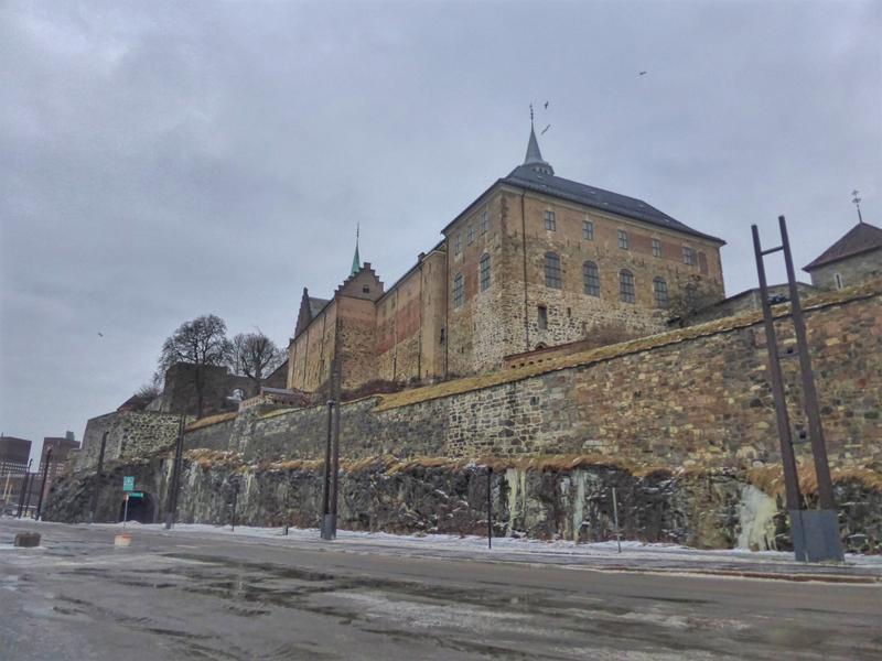oslo fortress akershus