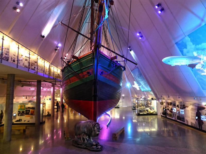 gjoa oslo fram museum ship