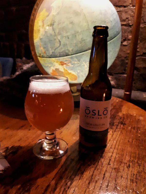 oslo beer