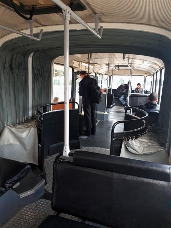 bucharest bus