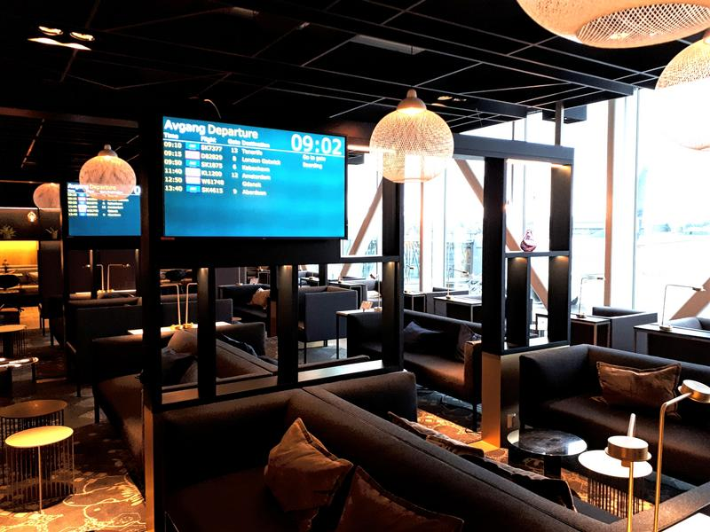 north sea business class lounge stavanger airport norway