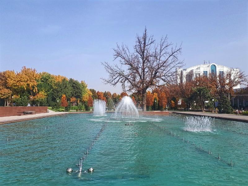 tashkent park