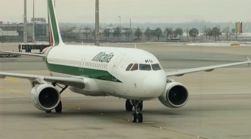 alitalia a320 flight deal cheap ticket
