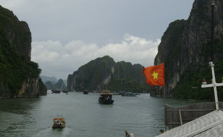 ha long bay vietnam cheap ticket flight deal