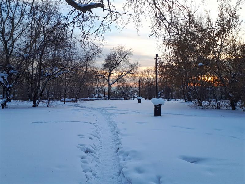 irkutsk central park