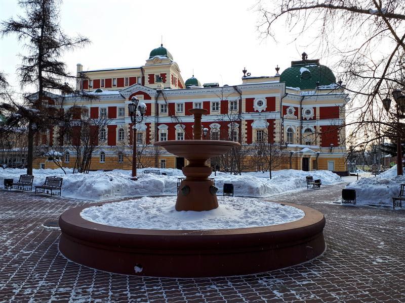 irkutsk theatre