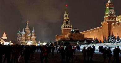 st basil red square kremlin