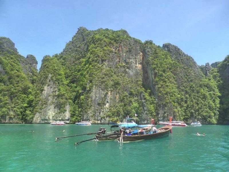 phi phi krabi thailand