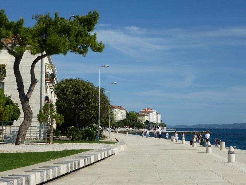 zadar croatia coast countries open tourism summer