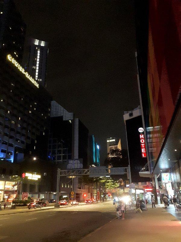 citizenm hotel street bukit bintang