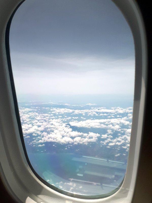 view saudia sumatra boeing 787