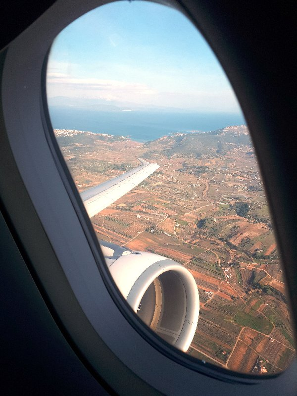 athens takeoff