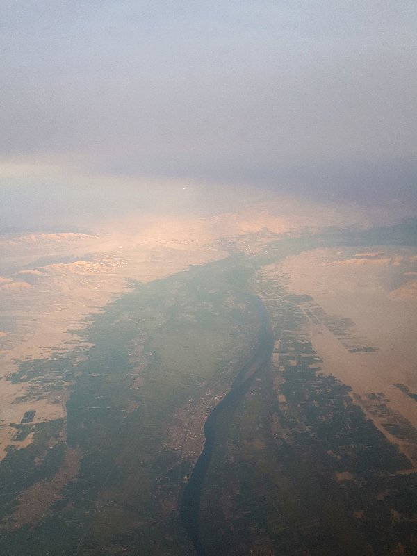 river nile view saudia