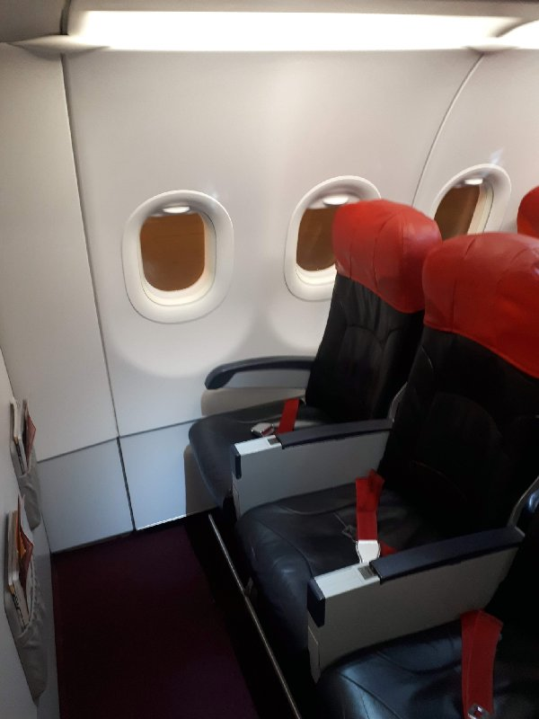 air asia bulkhead front row seats
