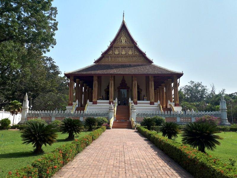 hophakaew temple vientiane trip report laos