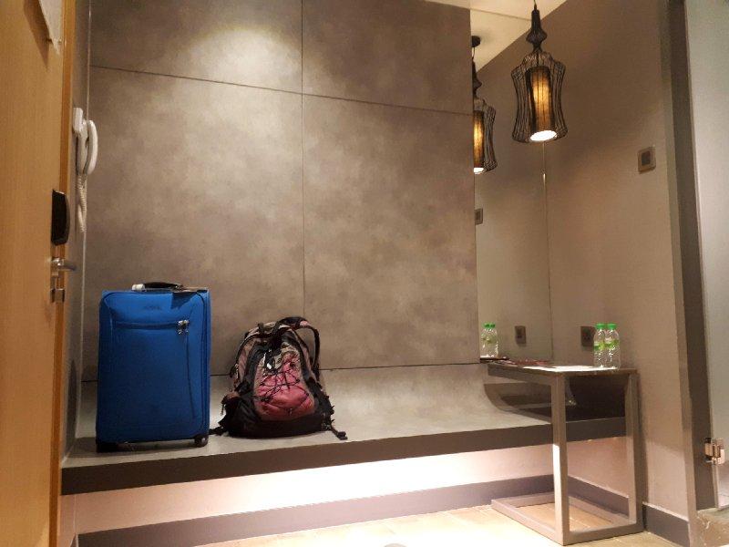 luggage rack plaza premium
