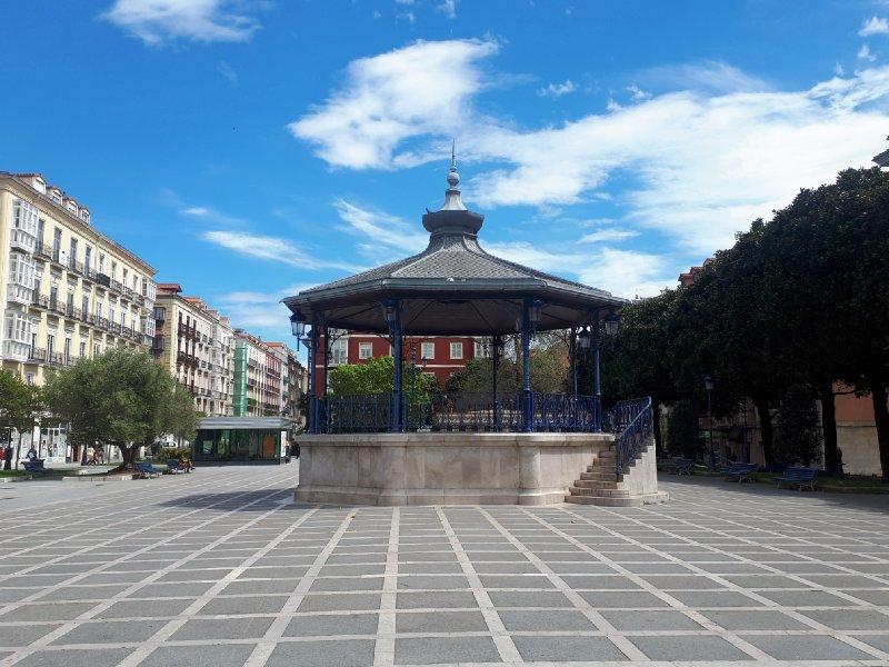plaza pombo santander